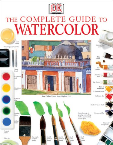 Complete Guide to Watercolor   2002 edition cover
