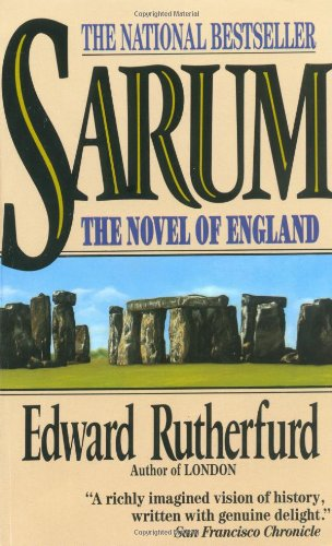 Sarum The Novel of England N/A edition cover