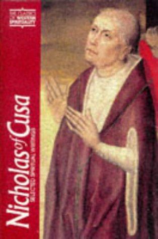 Nicholas of Cusa Selected Spiritual Writings N/A edition cover