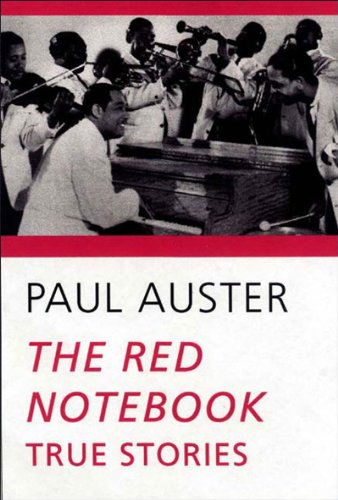 Red Notebook   2002 (Reprint) edition cover