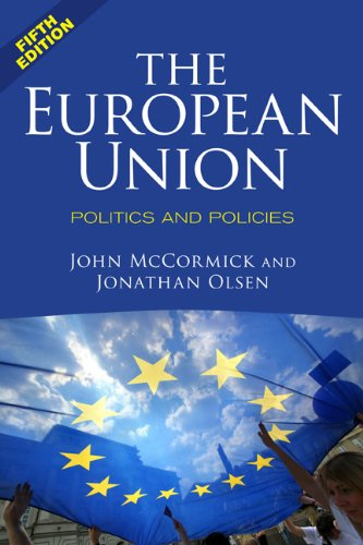 European Union Politics and Policies 5th 2014 edition cover