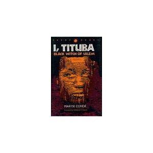 Moi, Tituba, Sorci�re: Noire de Salem   1992 edition cover