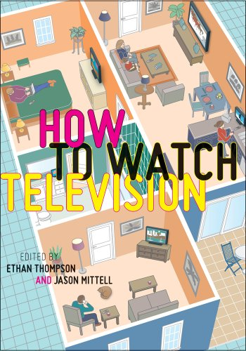 How to Watch Television   2013 edition cover