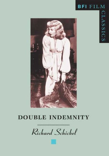 Double Indemnity   1992 edition cover