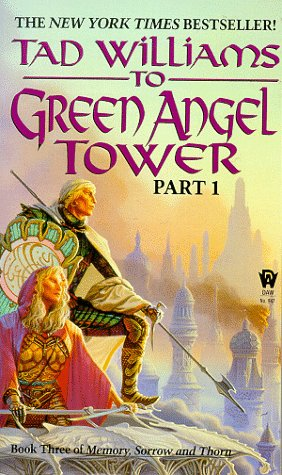 To Green Angel Tower: Part I  N/A 9780886775988 Front Cover