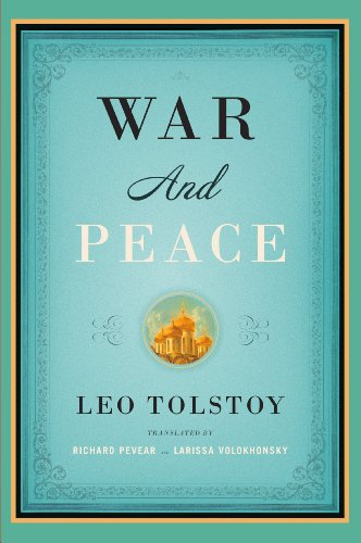 War and Peace  N/A edition cover