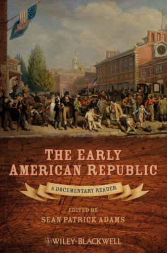 Early American Republic A Documentary Reader  2008 edition cover