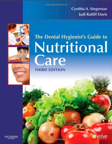 Dental Hygienist's Guide to Nutritional Care  3rd 2010 edition cover