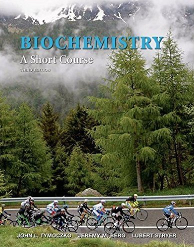Biochemistry: A Short Course  2015 edition cover