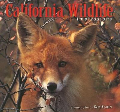 California Wildlife Impressions  2006 edition cover