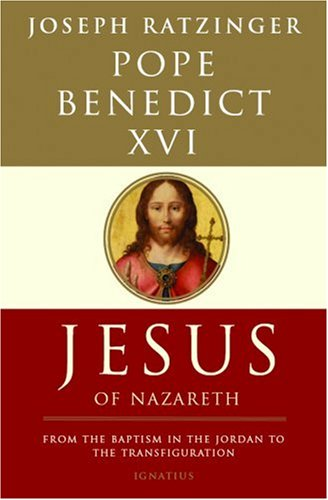 Jesus of Nazareth From the Baptism in the Jordan to the Transfiguration N/A edition cover
