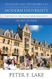Rights and Responsibilities of the Modern University The Rise of the Facilitator University 2nd 2013 edition cover