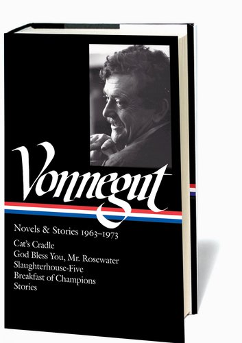 Vonnegut Novels and Stories. 1963-1973  2011 edition cover