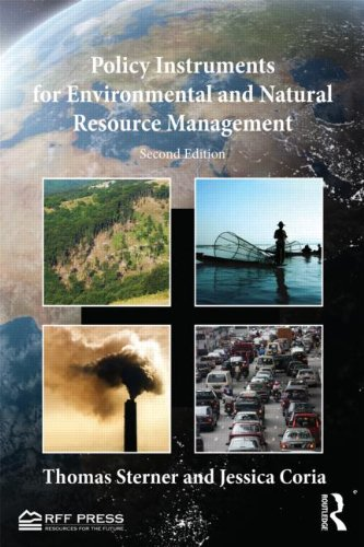 Policy Instruments for Environmental and Natural Resource Management  2nd 2011 (Revised) edition cover