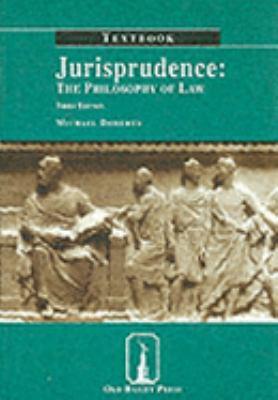 Jurisprudence (Textbook) N/A edition cover