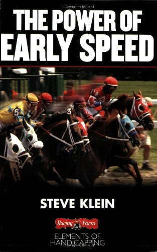 Power of Early Speed   2005 9781932910988 Front Cover