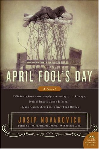 April Fool's Day   2004 edition cover