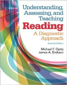 Understanding, Assessing, and Teaching Reading: A Diagnostic Approach 7th 2015 edition cover