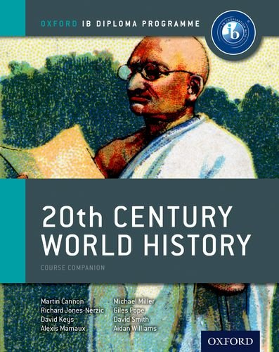 20th Century World History   2012 edition cover