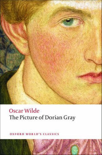Picture of Dorian Gray  2nd 2008 edition cover