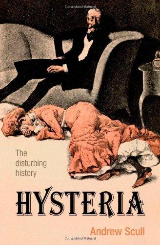 Hysteria The Disturbing History  2011 edition cover