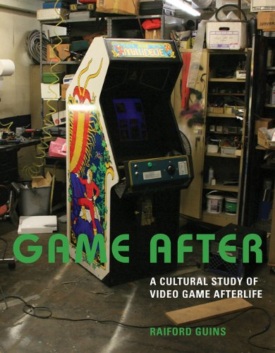 Game After A Cultural Study of Video Game Afterlife  2014 edition cover