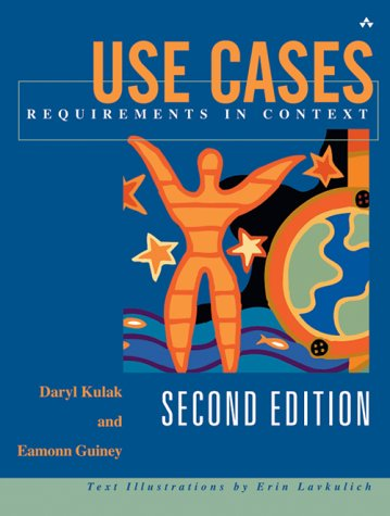Use Cases Requirements in Context 2nd 2004 (Revised) 9780321154989 Front Cover