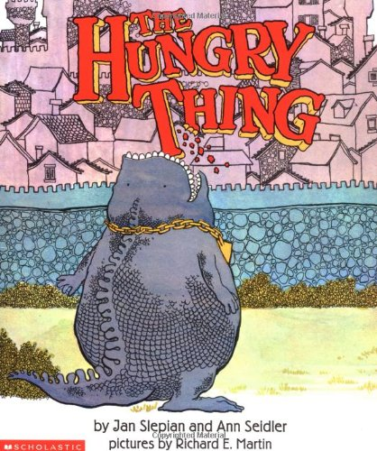 Hungry Thing  N/A edition cover
