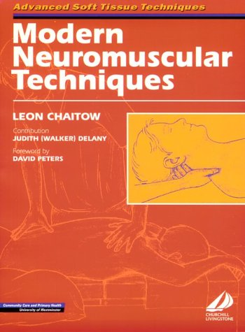 Modern Neuromuscular Techniques   1996 edition cover