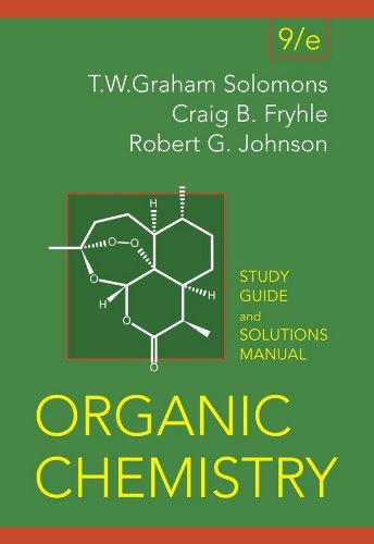 Organic Chemistry  9th 2008 edition cover