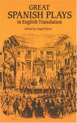Great Spanish Plays 16th-20th Century  1991 edition cover