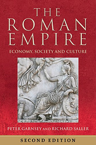 Roman Empire Economy, Society and Culture 2nd edition cover