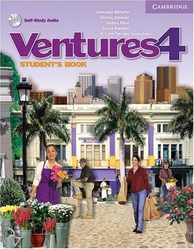 Ventures   2008 (Student Manual, Study Guide, etc.) edition cover