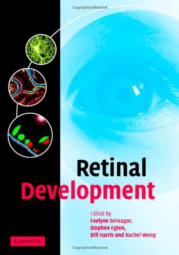 Retinal Development   2006 9780521837989 Front Cover