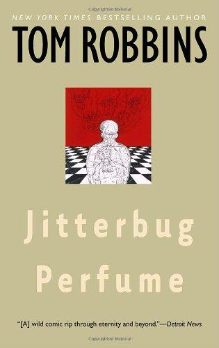 Jitterbug Perfume A Novel  1990 9780553348989 Front Cover