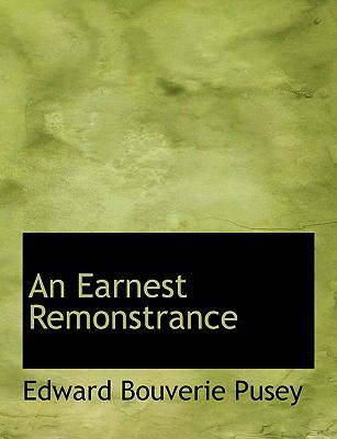 Earnest Remonstrance  2008 edition cover