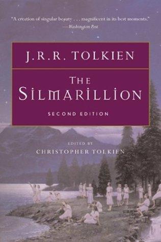 Silmarillion  2nd 1999 edition cover
