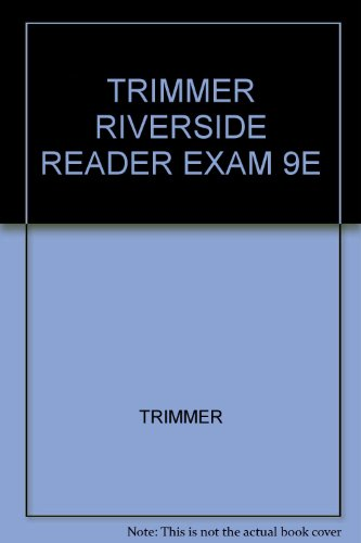 River Reader  9th 2008 9780618832989 Front Cover
