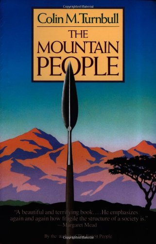 Mountain People   1987 edition cover