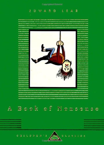 Book of Nonsense  N/A edition cover