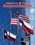 American and Texas Government Essentials  Revised  9780757599989 Front Cover
