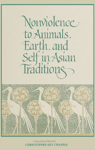 Nonviolence to Animals, Earth, and Self in Asian Traditions  N/A edition cover