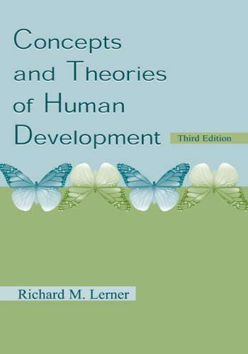 Concepts and Theories of Human Development  3rd 2001 (Revised) edition cover