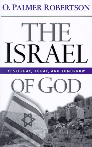 Israel of God Yesterday, Today and Tomorrow  2000 edition cover