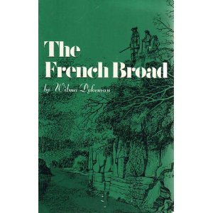 French Broad  N/A 9780961385989 Front Cover