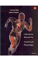 Laboratory Manual for Anatomy and Physiology  5th 2014 edition cover