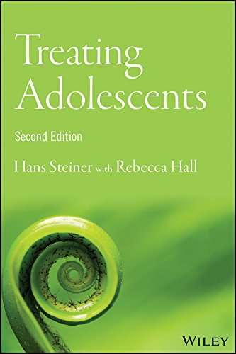 Treating Adolescents  2nd 2015 9781118881989 Front Cover