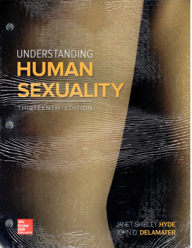 Understanding Human Sexuality (Loose Leaf) 13th 9781259544989 Front Cover