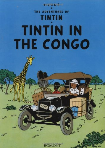 Tintin in the Congo N/A edition cover