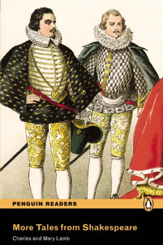More Tales from Shakespeare: Level 5, RLA  2008 9781405879989 Front Cover
